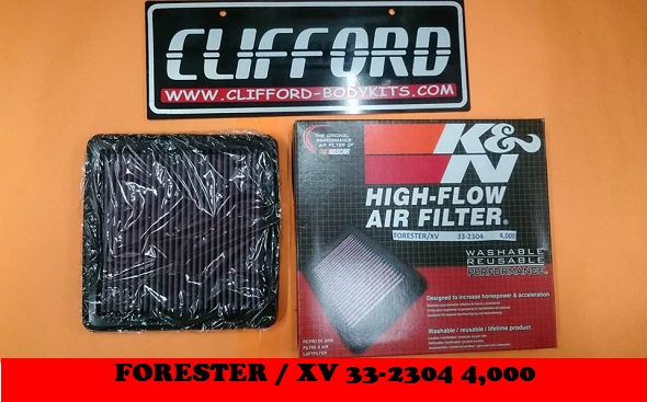 FORESTER 09-17 KNN DROP IN FILTER