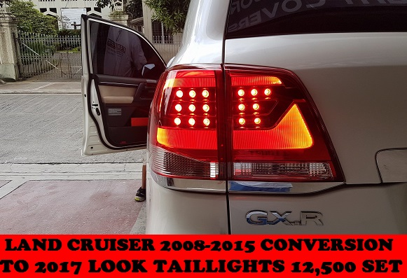 LC 200 TAILLIGHTS