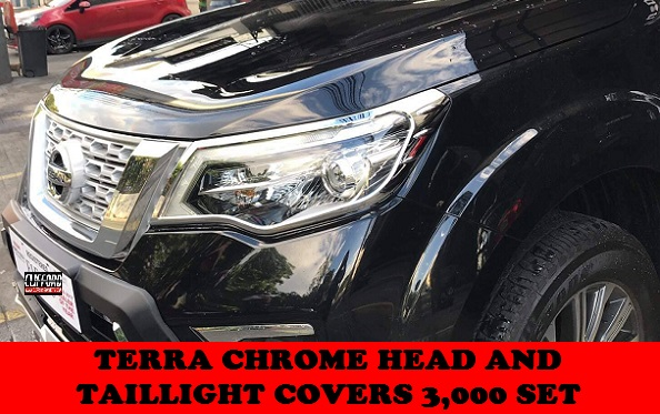 CHROME TRIMS TERRA