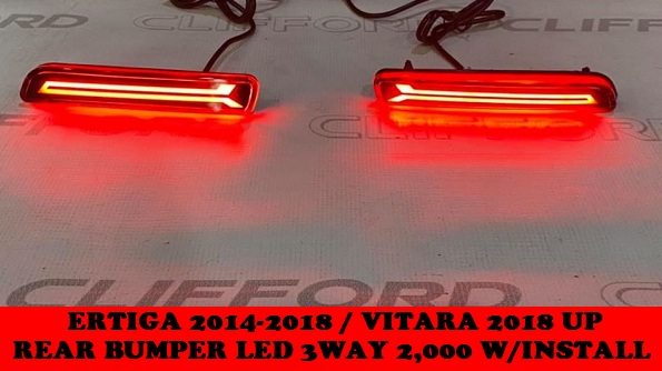 REAR BUMPER LED REFLECTOR VITARA 2018-2020