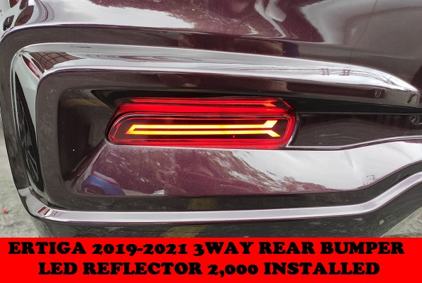 REAR BUMPER LED REFLECTOR ERTIGA 2019-2021